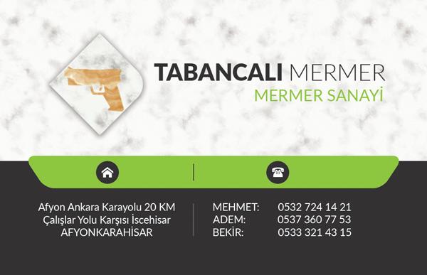 TABANCALI MERMER
