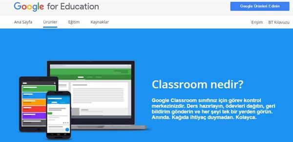 google-classroom-nedir
