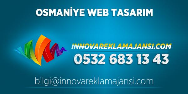 Osmaniye Merkez Web Tasarım
