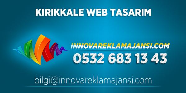 Kırıkkale Sulakyurt Web Tasarım