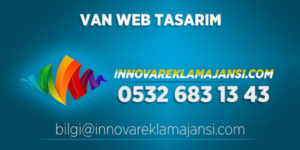Van Gevaş Web Tasarım