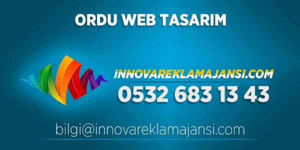 Ordu Gürgentepe Web Tasarım