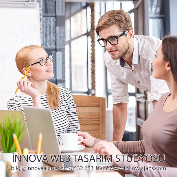 İnnova Web Tasarım Stüdyosu
