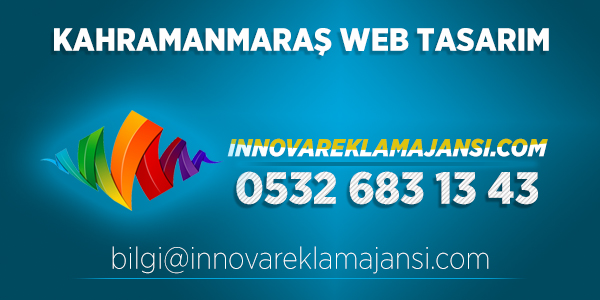 Kahramanmaraş Afşin Web Tasarım