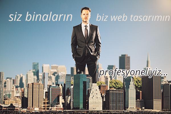 İnşaat Web Site Tasarımları