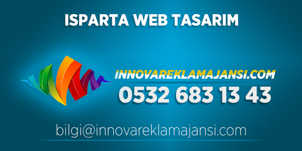 Isparta Keçiborlu Web Tasarım