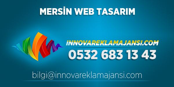 Mersin Yenişehir Web Tasarım