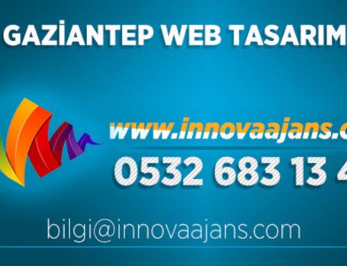 Gaziantep Merkez Web Tasarım