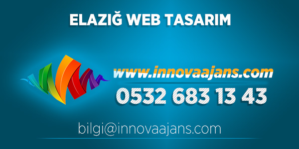 Kovancılar Web Tasarım