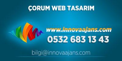 Çorum Merkez Web Tasarım
