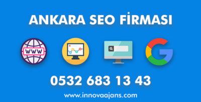 Ankara SEO Firması