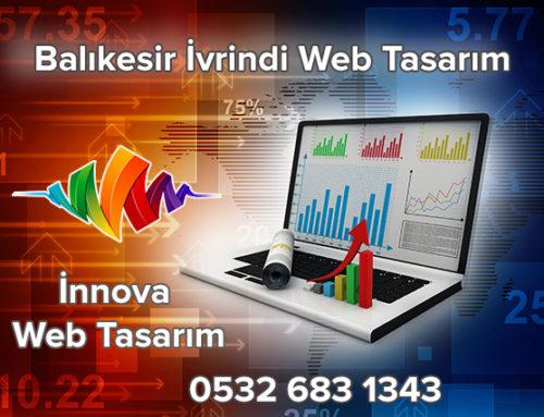 İvrindi Web Tasarım