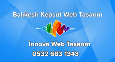 Balıkesir Kepsut Web Tasarım