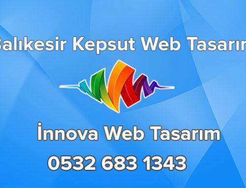 Kepsut Web Tasarım