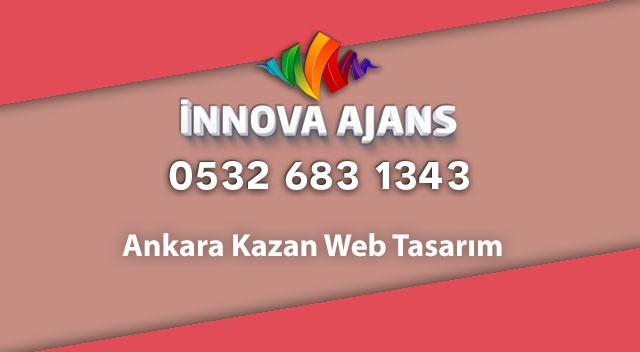Kazan web tasarım