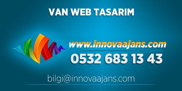 Van web tasarım