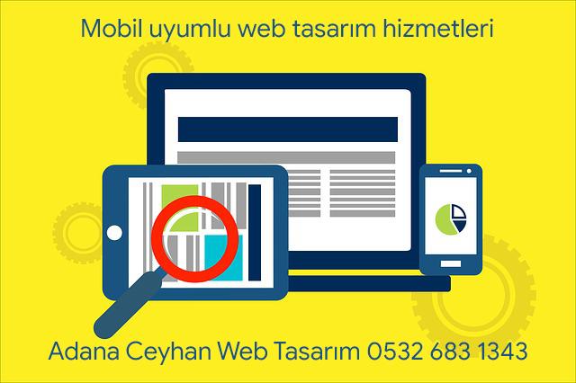 Adana Ceyhan Web Tasarım