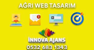 Ağrı web tasarım