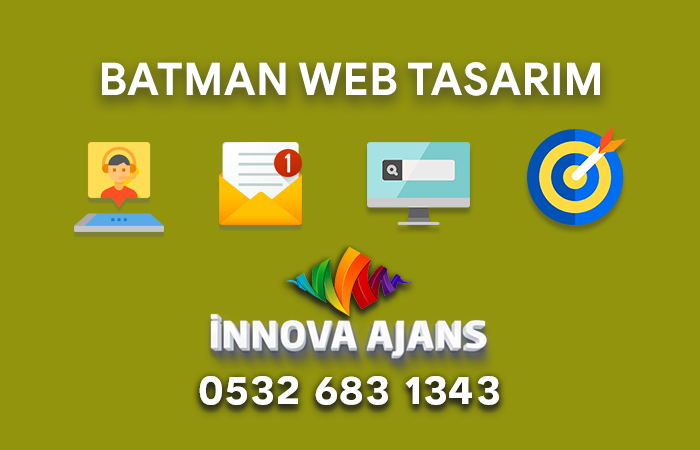 batman web tasarım