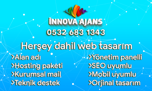 Erzurum web tasarım firması