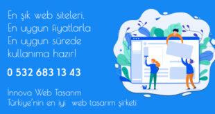 Türkiye'nin en iyi web tasarım şirketi
