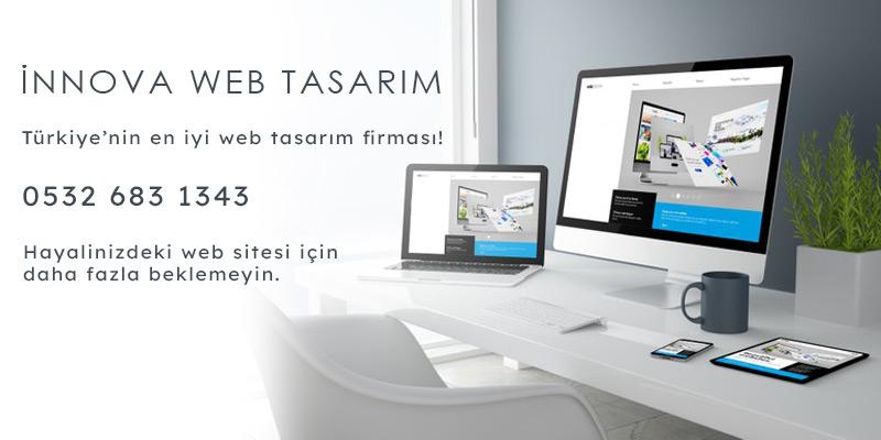 Türkiyenin en iyi web tasarım firması