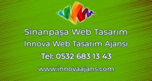 Sinanpaşa Web Tasarım
