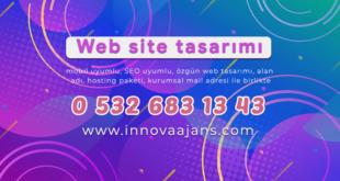 Web site tasarımı