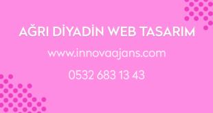 Diyadin web tasarım