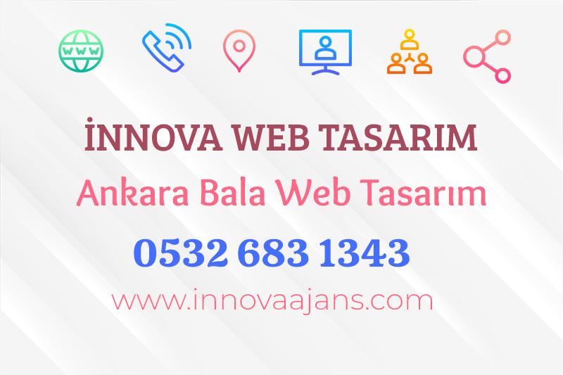 Bala web tasarım