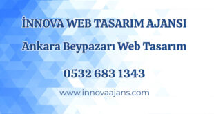 Beypazarı Web Tasarım