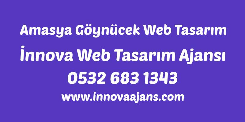 göynücek web tasarım