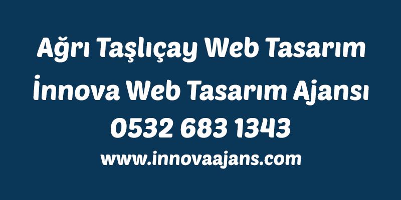 Taşlıçay Web Tasarım