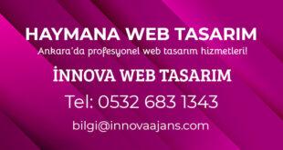 Haymana web tasarım
