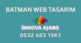 Batman web tasarım firması